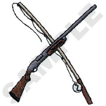 Abbieroad design library for Gun fishing rod